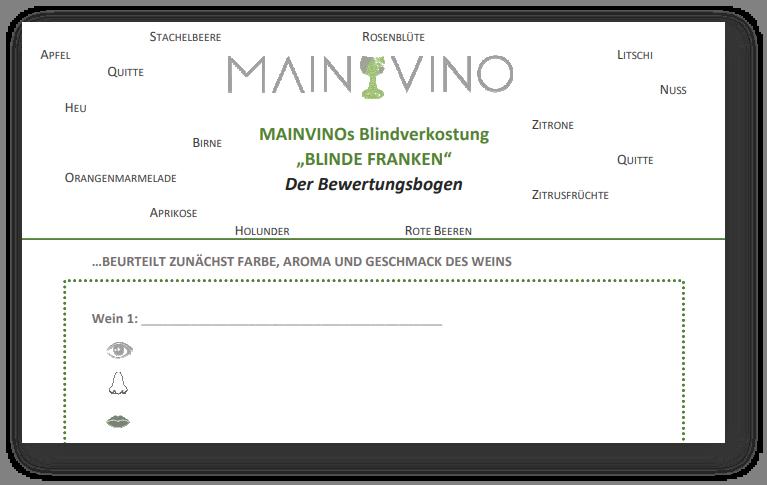 Blindverkostung_Weinprobe_Bewertunsgbogen