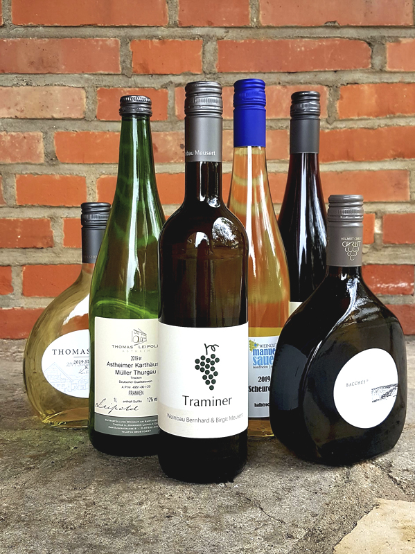 Weinproben zu Hause