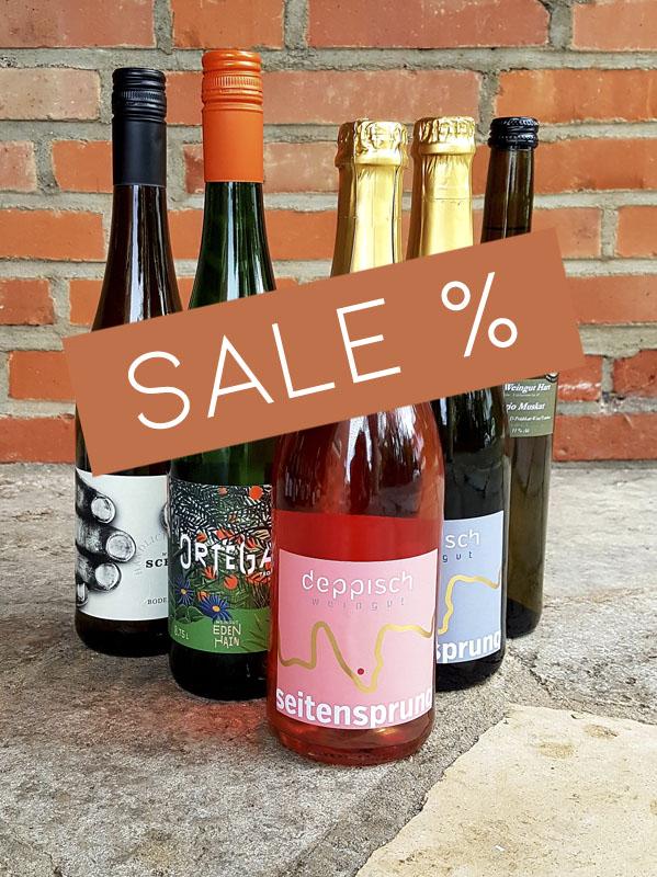 Weinpakete im Angebot