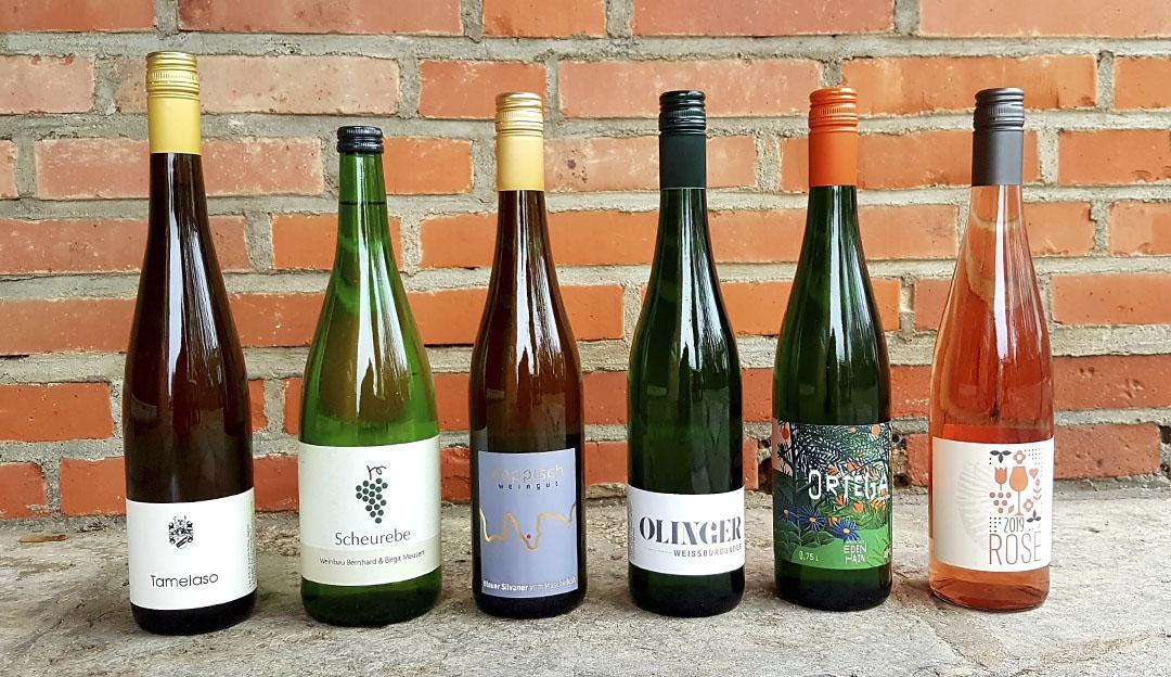 Weinprobe daheim 2.0 2