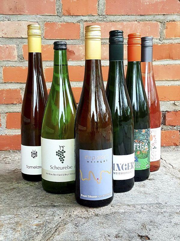 Weinprobe daheim 2.0
