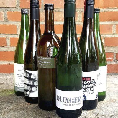 Weinpaket trockener Wein