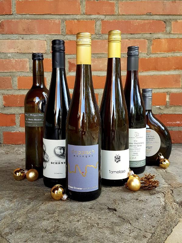 Wein Geschenkideen