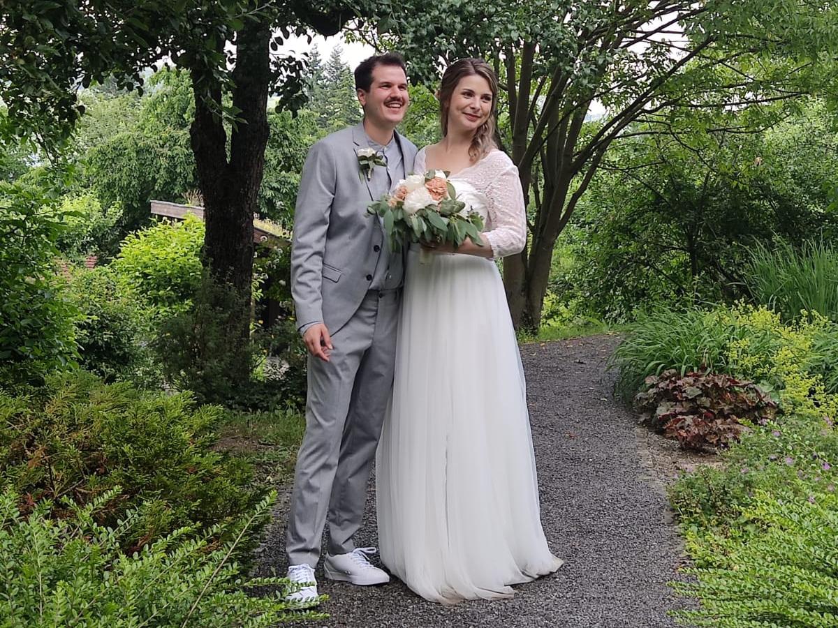 Wie finde ich das richtige Hochzeitskleid?